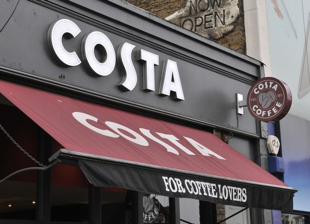 Costa Coffee Shop Heritage