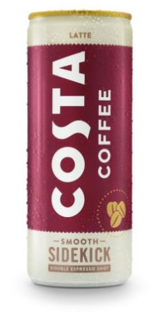 Cool Costa Latte In A Can