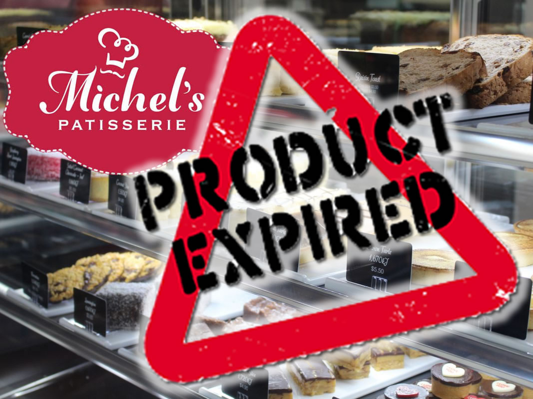 Michel's Sells Expired Food