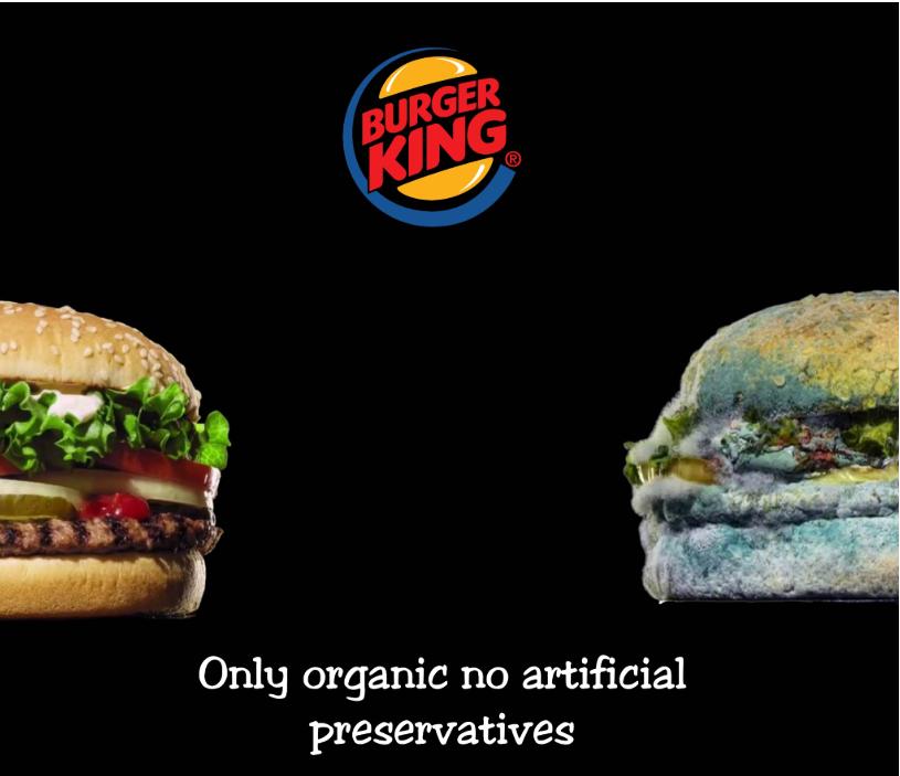 Mouldy Burger King